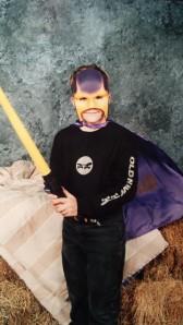 Nicholas - Halloween 1998, 99?