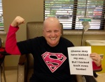 Last day of Chemo - October 14, 2013