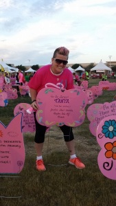 Race For the Cure North Texas - September 2014